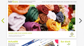 Fair Fibers, l'avenir du textile Made In France !