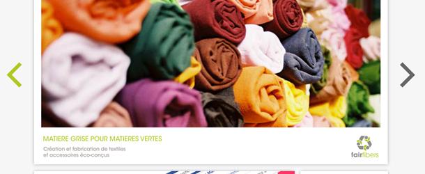 Fair Fibers, l'avenir du textile Made In France !