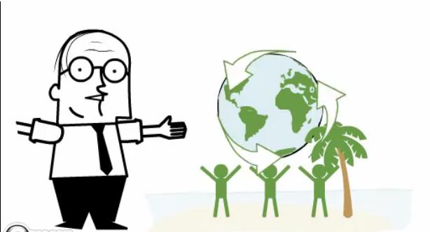 le natural step en vidéo pour un monde durable