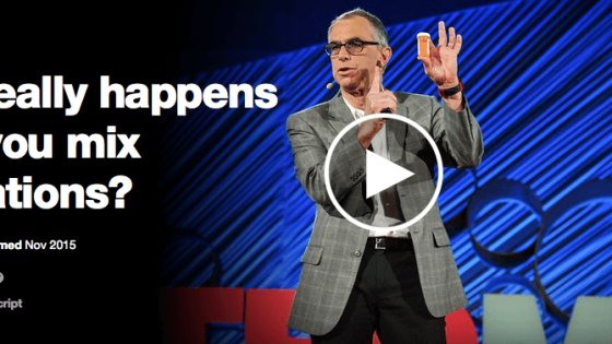 discours TED médicaments et santé