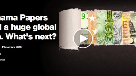 Panama Papers Robert Palmer